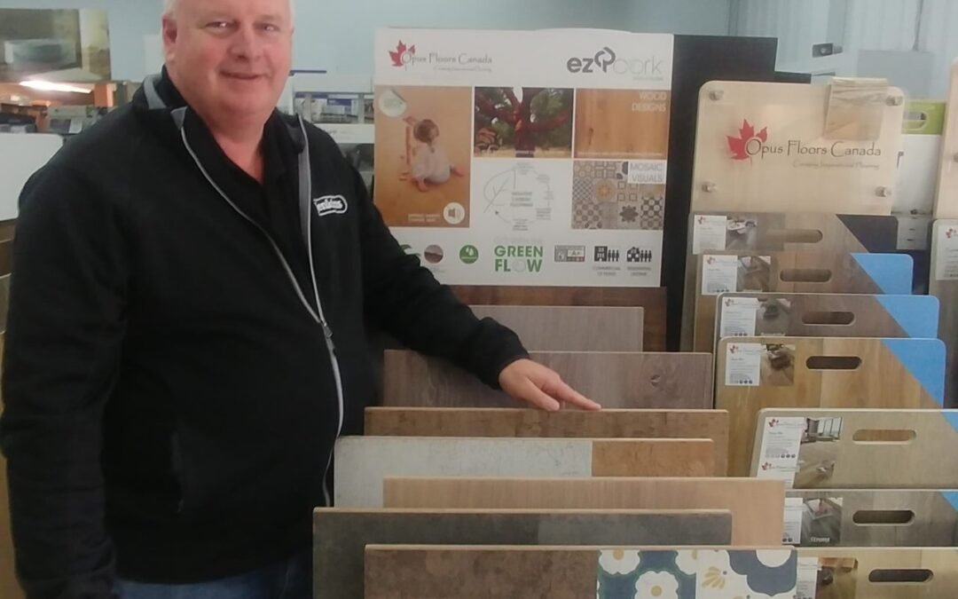 Opus Flooring Canada presents CORK – The Green Flow Series
